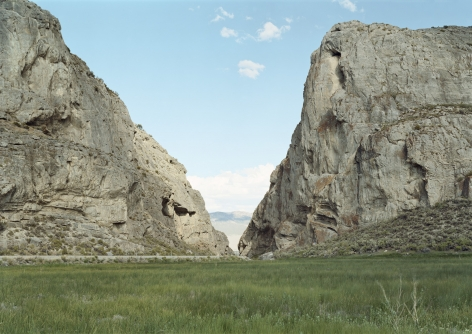 Untitled, Hercules Gap, 2004, 39 x 55 inch or 55 x 75 inch chromogenic print