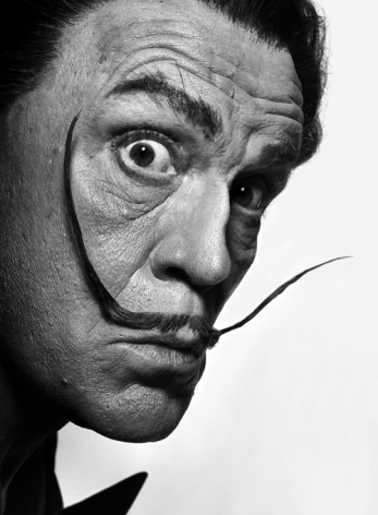 Philippe Halsman - Salvador Dalí (1954), 2014,Archival pigment print,21.75 x 17.5 inches