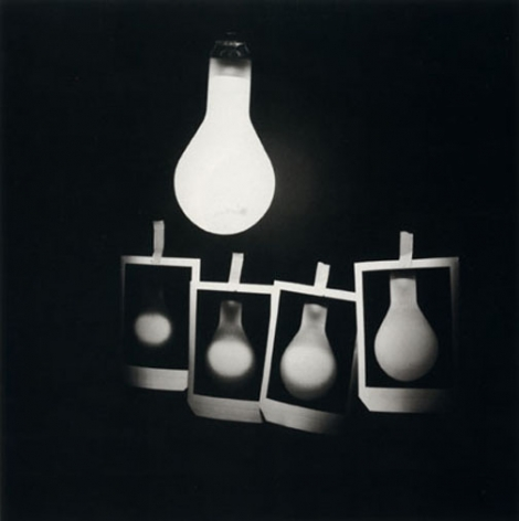 Kenneth Josephson, Polapans (2-10-4), 1973/2014 Gelatin silver print, 8.85 x 9 inches Edition 25 of 50