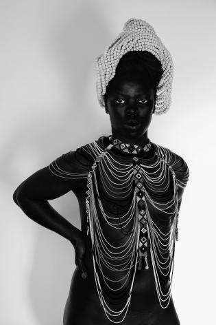 Zanele Muholi,MaID VIII, SunSquare, Cape Town,2017. Archival pigment print, 27 1/2 x 18 3/8 inches.