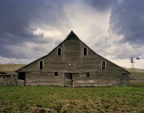 Cash Meier Barn, Shadbolt Ranch, Cherry County, Nebraska,2013.