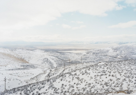 Untitled, Carlin, Nevada, 2007, 39 x 55 inch or 55 x 75 inch chromogenic print