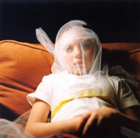 Sophia, 2003,chromogenic print, 20 x 20 inches, edition of 10, or 50 x 50 inches, edition of 6
