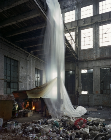 Dry Dock, from the series Detroit, 2008. Archival pigment print. Available at 40 x 30, 50 x 40, 60 x 50, or 90 x 70 inches, edition of 5.