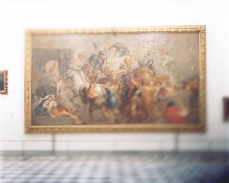 Firenze #9, 2002, 48 x 60 inch archival pigment print