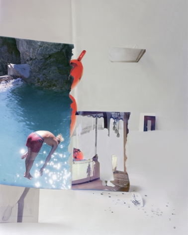 Laura Letinsky,To Want for Nothing 08, 2018. Archival pigment print, 50 x 39 inches.