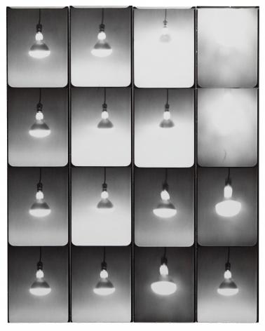 Jared Bark,Untitled, PB #1031,1974. Vintage gelatin silver photobooth prints, 7 7/8 x 6 1/4 inches.