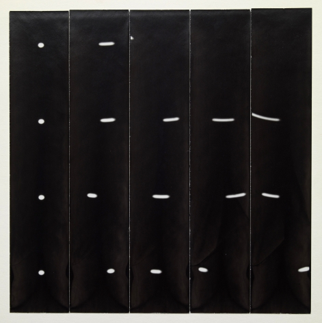 Untitled, PB #1105, 1974. Gelatin silver photobooth prints, vintage.