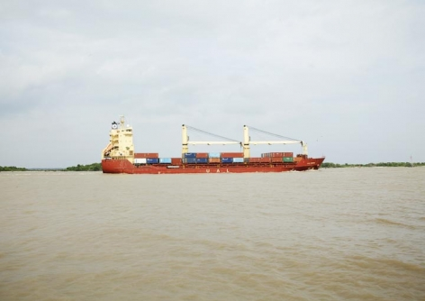 Untitled (General Cargo, Tanto Bagus formally UAL Coburg, Indonesia),