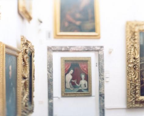 Firenze #3, 2002, 48 x 60 inch archival pigment print