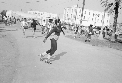 Venice, California, 1994 Gelatin silver print, please inquire for available sizes