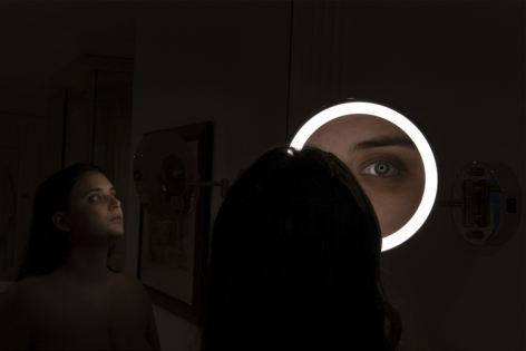 Molly Berman,Untitled (Self Portrait),2019. Archival inkjet print, 30 x 40 inches.