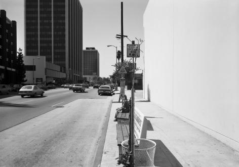 Anthony Hernandez, Public Transit Areas #12, 1979