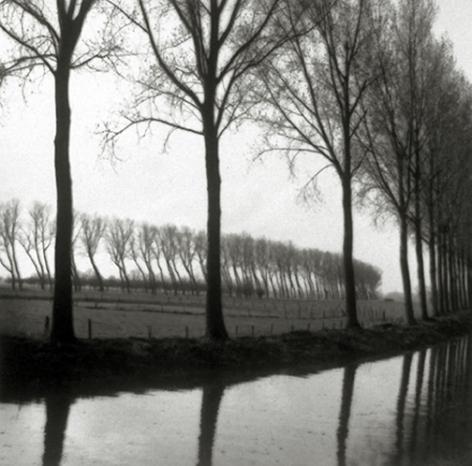 Damme, Belgium (4-92-140-7), 1992,19 x 19,28 x 28,or 38 x 38 incharchival pigment print