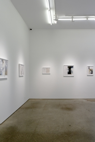 Installation shot, Lineations 2​.