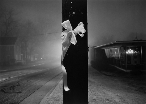 Athens, GA (ribbon) 2009, Gelatin silver print, please inquire for available sizes