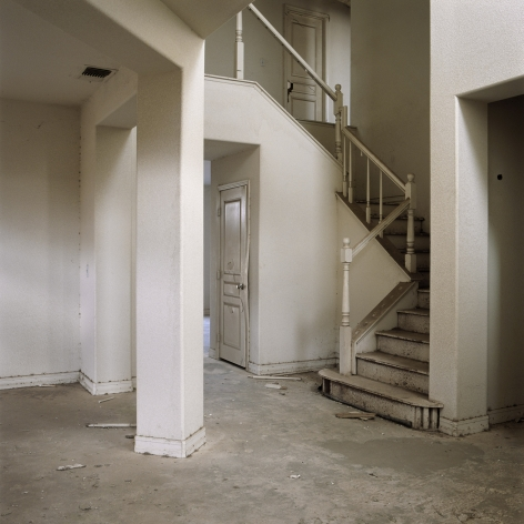 Discarded #38,2012. Archival pigment print.Image dimensions 40 x 40 inches, framedimensions 47 x 47 inches.