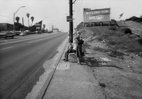 Anthony Hernandez, Public Transit Areas #10, 1980
