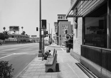 Public Transit Areas #13,1979.Archival pigment print. 30 x 40 inches.