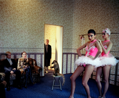 Belarus #1, 2006. Archival pigment print, 32 x 43 inches. Please inquire for additional sizes.