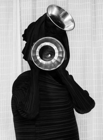 Zanele Muholi,Bester VII, Philadelphia,2018. Gelatin silver print, 39 1/2 x 28 3/4 inches.