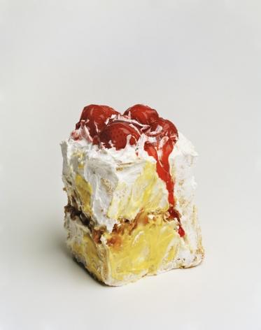 Sharon Core,Oldenburg - Strawberry Shortcake, 2018. Archival pigment print, 32 x 25 1/2 inches.