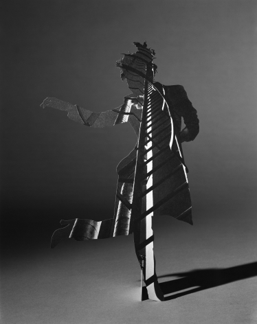 Ladder, 2019Gelatin silver print. Image: 13 1/2x 10 1/2inches; framed: 21 x 17 inches.