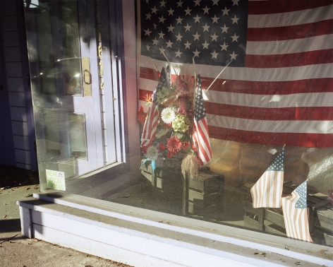 Display Window,2015. Archival pigment print. From the seriesFrom One Land to Another.