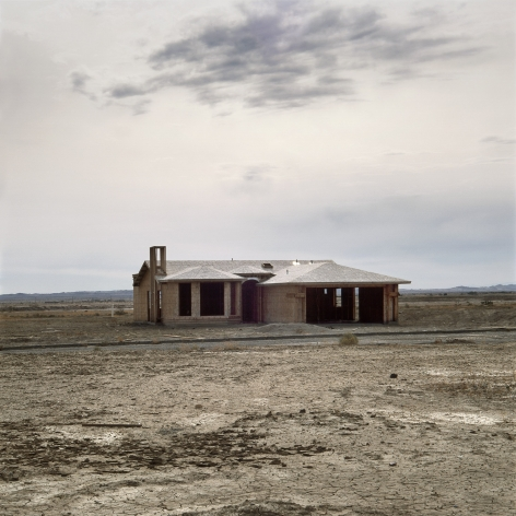 Discarded #3, 2012. Archival pigment print.Image dimensions 40 x 40 inches, framedimensions 47 x 47 inches.