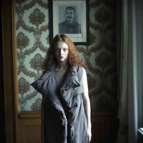 Hellen Van Meene, Untitled #368, Moscow, Russia