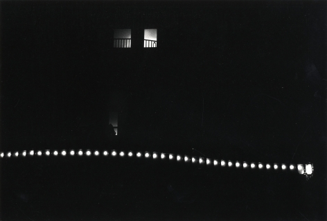 Ray Metzker,Philadelphia, 1962, Vintage gelatin silver print, Artist notations in pencil on verso, Artist stamp signature on verso, 6 x 8.75 inches