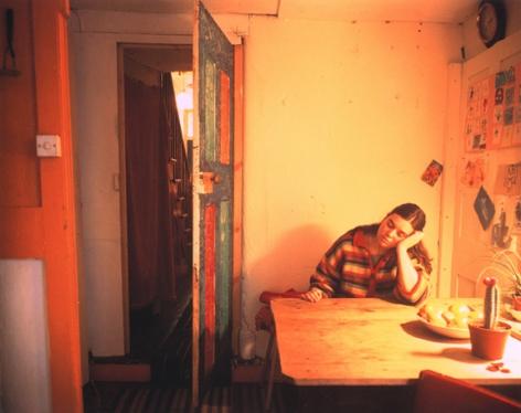 A Woman Asleep,1997, 20 x 24 or 48 x 60 inch Cibachrome print