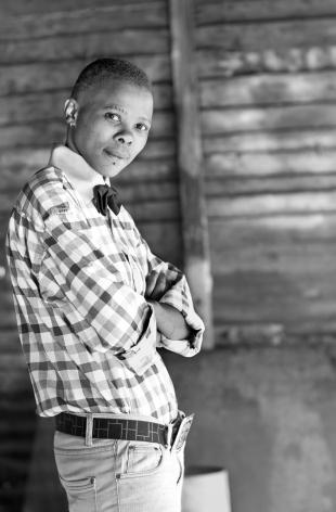 Siya Kolela, Makhaza, Khayelitsha, Cape Town,2011, From the Series Faces and Phases.