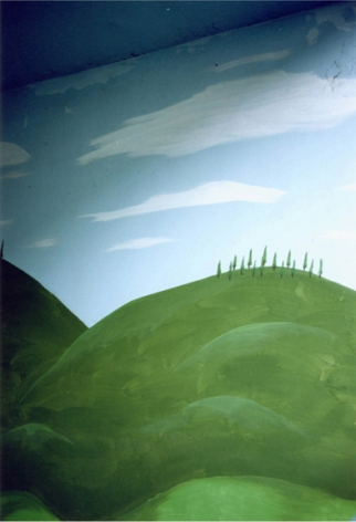 Untitled (Tuscany), from the series Here, 2007, 12 x 8 inch chromogenic print
