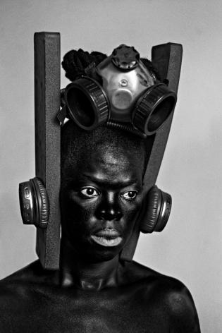 Zanele Muholi,Namhla I, Cassilhaus, North Carolina, 2016.Gelatin silver print.