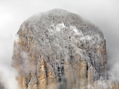 The Dolomites Project #3, 2010, 45 x 60 inch or 65 x 85 inch archival pigment print