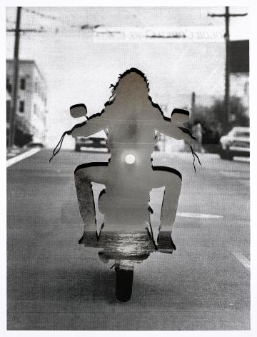 Ride,2019. Archival pigment print, 40 x 30 1/2 inches.