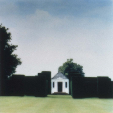 Peover Hall Gardens, England (7-00-50c-7),2003,19 x 19,28 x 28,or 38 x 38 incharchival pigment print