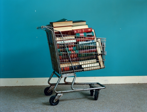 Tag Sale III, from the seriesFamily Business, 2000. Chromogenic print,30 x 40 or 50 x 60 inches.