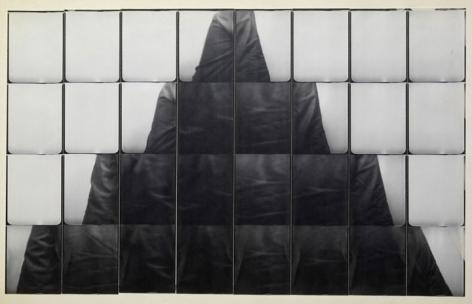 Jared Bark,Untitled, PB #1216,1974. Vintage gelatin silver photobooth prints, 7 7/8 x 12 1/2 inches. Unique.