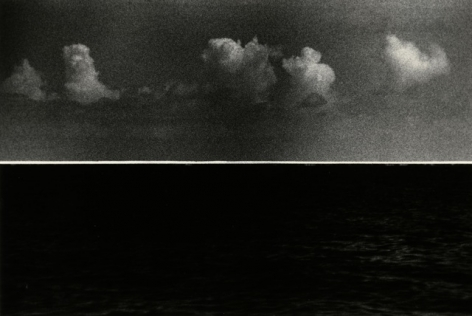 Untitled #1614 from the series Kawa=Flow, 6.5 x 9.5 inch gelatin silver print