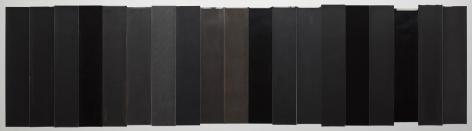 Untitled, PB #1054, 1969. Gelatin silver photobooth prints, vintage.