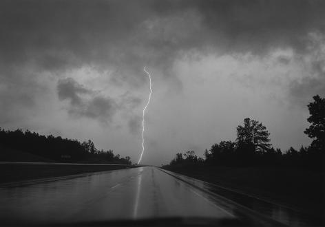 Lightning Strike, Mississippi, 1994