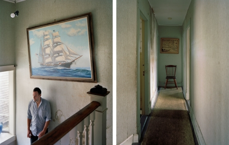 The Tale Is True, 2012. Two-panel archival pigment print, available as 24 x 40 or 40 x 60 inches.