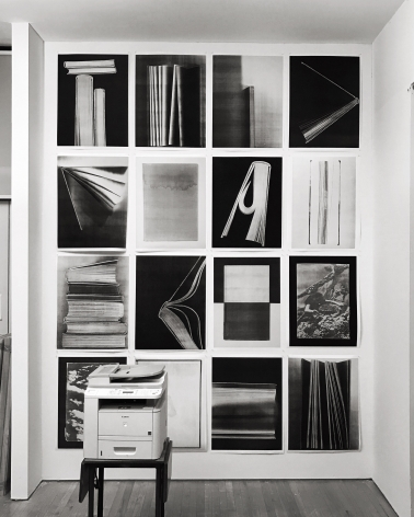 LIbrary Copies,Queens Museum, 2017. Installation view.