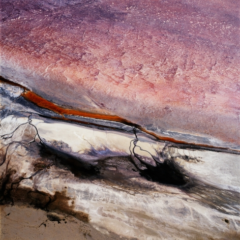 The Lake Project 22, 2002.Archival pigment print, 48 x 48 inches.