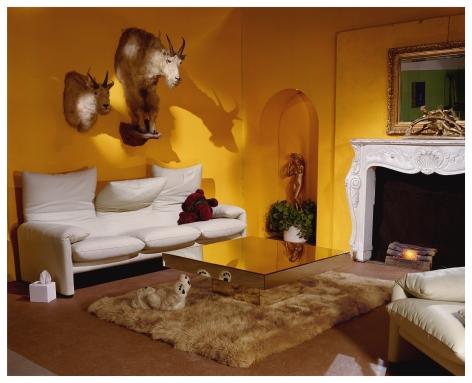 Larry Sultan,Vivid Entertainment #2, 2003. Archival pigment print,32 x 43 inches.
