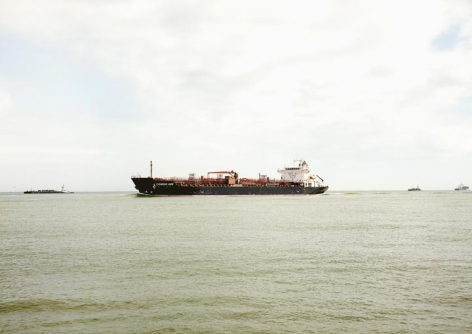 Untitled (Oil/Chemical Tanker, Chemroad Hope, Caymen Is.),