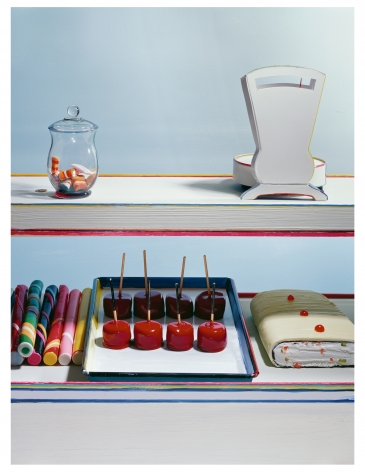 Sharon Core,Candy Counter 1969,2003. Chromogenic print, 48 x 36 inches.