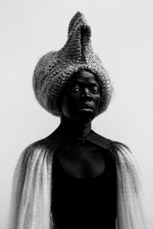 Zanele Muholi,Kodwa I, Amsterdam,2017. Gelatin silver print